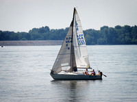 Carlyle Lake Sailing