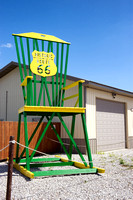 RT 66 Big Rocking Chair - Staunton IL