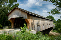 Jackson Covered Bridge - Greenup IL