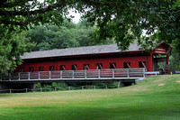 Lake of the Woods Covered Bridge - Mahomet IL