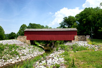 Marys River Covered Bridge - Chester