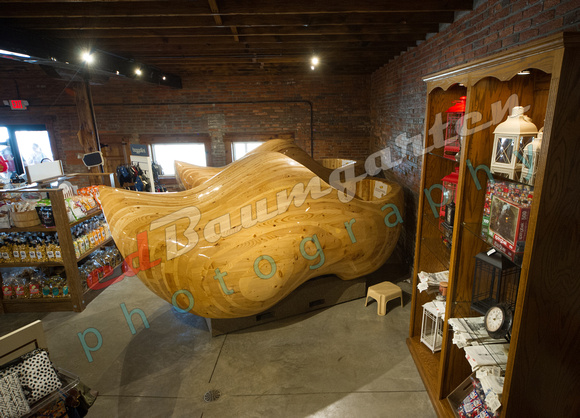 Ed Baumgarten Photography Worlds Largest Wooden Shoes Casey Il